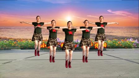点击观看《小慧32步水兵舞教学 0基础舞蹈涛声依旧》