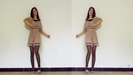 神农舞娘现代舞只对你有感觉舞蹈视频 超甜蜜