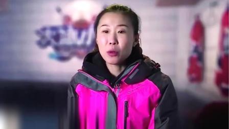 冰场训练教练着急发火,小将不知所措偷偷抹泪,好心疼!
