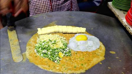 印度街头奇葩的美食,看完你敢吃吗?