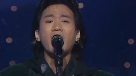 黄家驹只用十分钟就写下的一首歌,唱出了大爱,实在是经典!