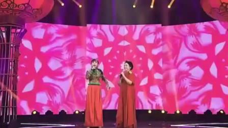 王二妮太厉害了,2019与著名歌唱家同台,合唱一首经典民歌惊艳全场