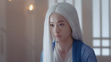 《白发》精彩看点190605:容乐派萧煞关注傅筹动向,照镜子见满头白发难以接受