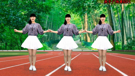 32步广场舞教学分解 打工的妹妹在家跳很轻松