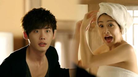doctor异乡人:沐浴中的美人一声尖叫,李钟硕如何面对如此情况?尴尬了