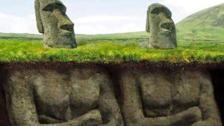 神秘的复活节岛!巨石雕像的秘密已被揭开,看完你都不会信
