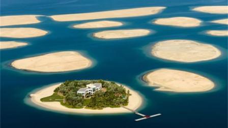 """动用千亿造的海岛别墅,称为""""世界八大奇迹"""",为何无人敢买"""