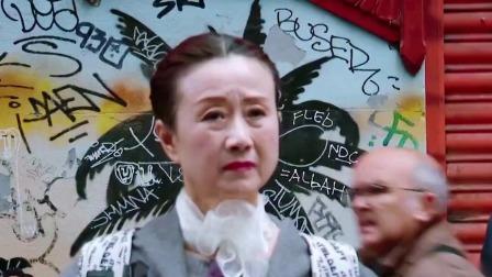 袁成杰陈芊芊成猪队友,袁妈妈语言不通靠肢体语言顽强问路
