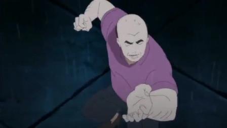 我叫白小飞:大叔一个八级拳把独眼尸兄打到了天际