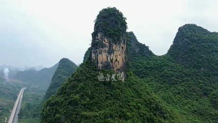 不可思议!如果无人机没有拍下来,你相信山顶上有这样的东西吗?