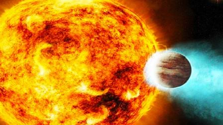 如果木星撞上太�,���l生什么?�W友  第六次生物大�缃^?