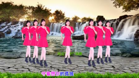 点击观看《河北青青广场舞《流泪的情人》16步附教学》