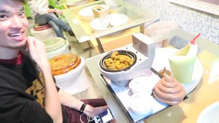 每日食刻:台湾的厕所餐厅,连冰淇淋都做成便便的样子,重口味吃货的福利呀