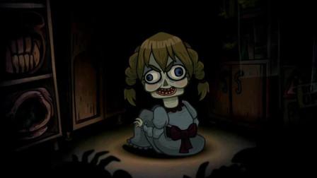 解谜游戏:小女孩在屋内独自玩耍,如何让她转身?