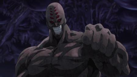 一拳超人:龙级外星人梅鲁扎,让4位S级英雄苦战