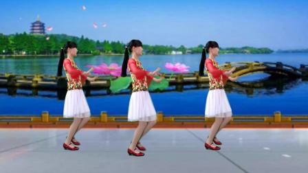 点击观看《32步广场舞教学十里桃花一世情 一看就会的舞蹈视频》