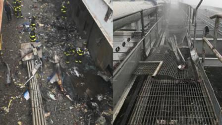 画面曝光!纽约一直升机坠毁在曼哈顿楼顶 飞行员当场死亡