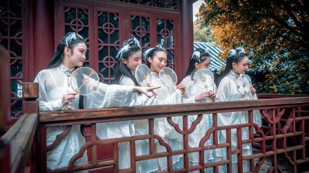 中国舞古典舞前世今生 续写白素贞与许仙爱情的古典舞视频