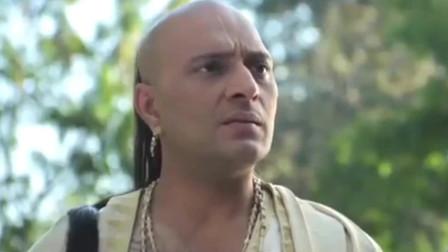 佛陀:悉达多问大师一个问题,一句反问让全场人变了脸色