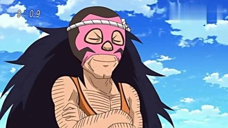 美食猎人这个寿司卷又大又长, 阿虏和小松从白天吃到黑夜不停歇
