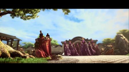 《星辰变 第1季》紫衣长老到底是谁?说了小羽什么坏话?