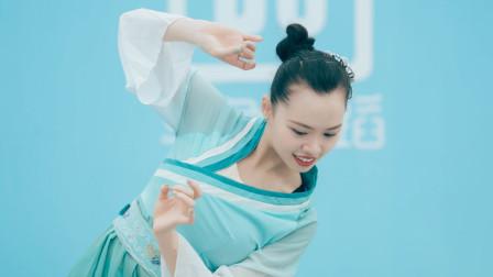 中国舞《梁间燕》 专业古典舞舞者不一般