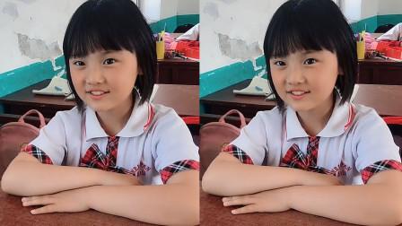 邓紫棋点名的小女孩唱《你笑起来真好看》火了,无声卡天籁般的嗓音,秒杀众网红