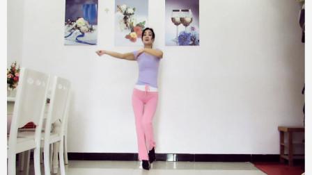 轻松简单健身舞 神农舞娘客厅古风歌曲广场舞视频