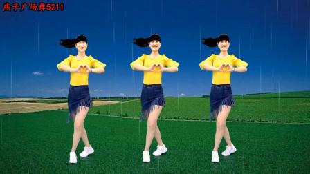 点击观看《无基础好学广场舞三月里的小雨 燕子一步一步教你跳中老年人舞蹈》