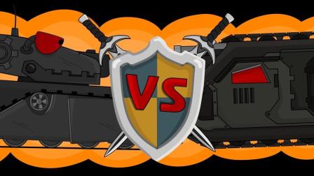 坦克世界动画:巨鼠的挑战