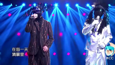 不输陈奕迅, GAI和雪村合唱《不要说话》原来情歌还能这么唱