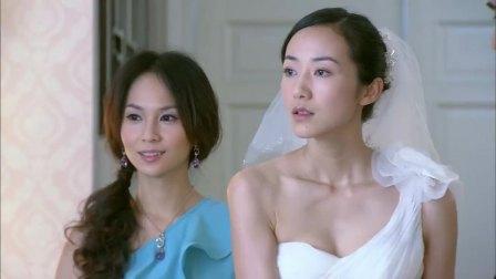 美女穿上婚纱和总裁拍外景照片,却碰见了送外卖的前夫,尴尬了