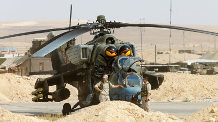 俄羅斯爆改雌鹿武裝直升機,最后把性能提升到了世界前列