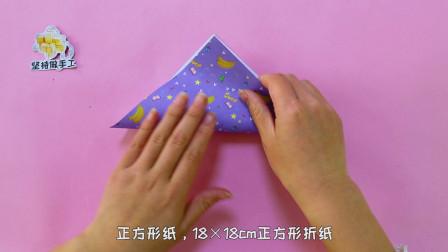 迷你版的柜子抽屉,全部都是用折纸做出来的