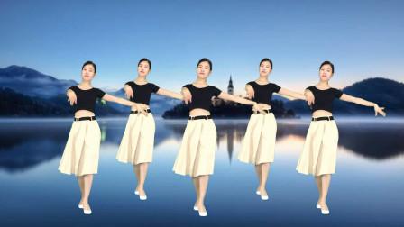 点击观看《32步入门级基础步山河美 新生代新学舞蹈》