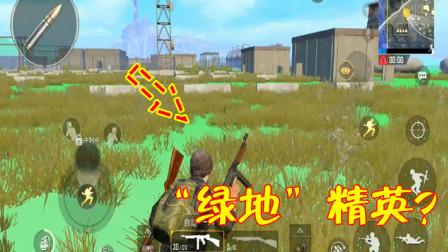 和平精英:玩家误入二次元地图看傻眼,草地都变成粉色了!