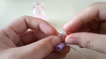 太漂亮啦,糖果纸DIY玻璃许愿瓶,毕业季送闺蜜一个惊喜