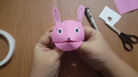 创意手工:自制礼物,手作伴读纸偶