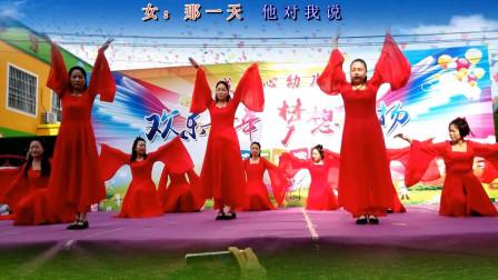 幼儿园老师舞蹈孝和中国 幼师最美