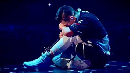 刘德华为怀念梅艳芳唱《来生缘》,双膝跪地痛哭,引观众纷纷落泪