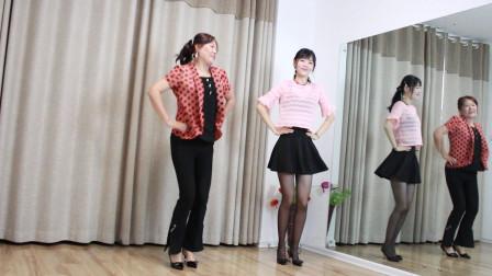 小君广场舞一言难尽 母女双人舞视频