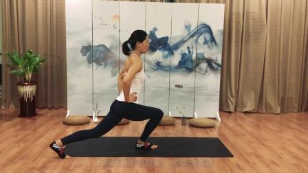 这几个简单瑜伽动作,每天坚持练习美臀美腿,不用费太多力气