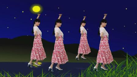 黄梅小调《三笑》为了小秋香,歌词有意思舞步简单又好看!