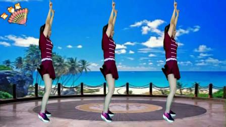 点击观看《精选32步广场舞干就完了 简单好学摆胯舞步》