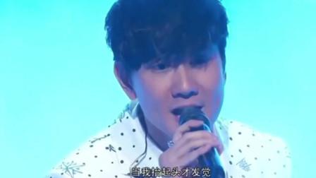 """林俊杰现场歌唱到一半从台上""""消失""""这个舞台效果真的有点过了!"""