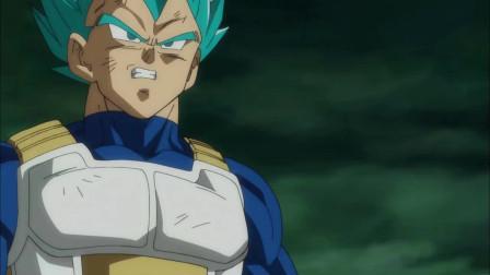 《龙珠》合体扎马斯的最审判,这就是最强的力量与不死之身的完美结合