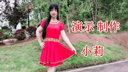 点击观看《休闲三十二步广场舞红枣树 金盛小莉陪你跳健身舞》