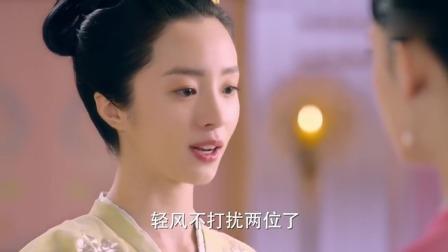 妃子恳请皇上留下过夜,谁知皇上喜欢的另有其人,妃子很伤心!