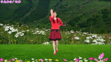 点击观看《简单无基础广场舞对花 华美舞动跳舞视频》