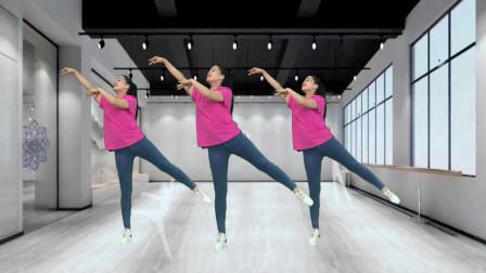 好学0基础爱国舞蹈我和祖国 青青世界七一献礼舞蹈
